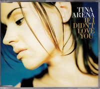 If i didn't love you tina arena artwork